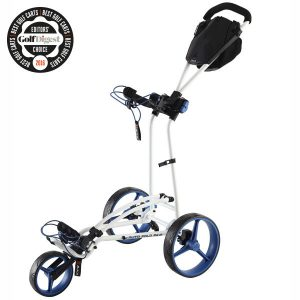 The BIG MAX Autofold FF push cart